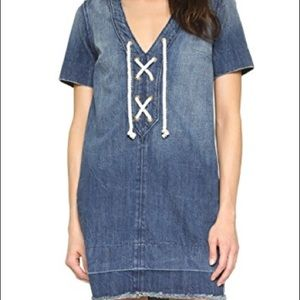 Current/Elliott All Laced Up Dress